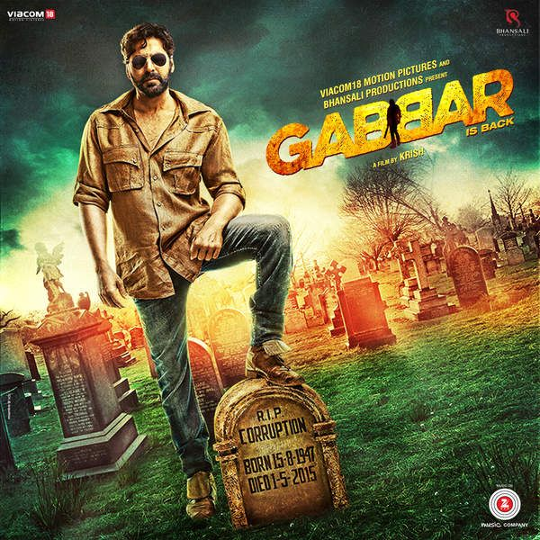 Partner song Gabbar is back now