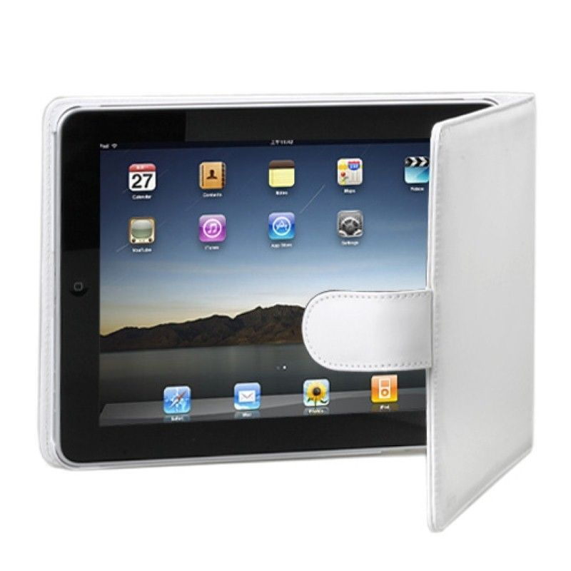 Insten Tablet Case Cover for Apple iPad #1126579