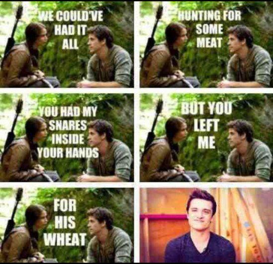 Hahaha Hunger Games Memes Hunger Games Song Hunger Games