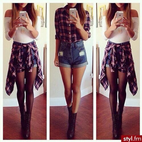 Wow summer - vintage #tights, jeans, #swag shorts, fashion, #november