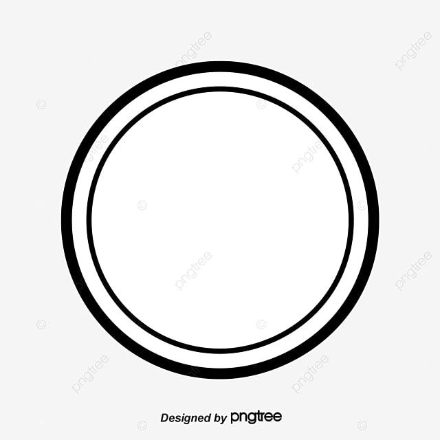 Black Circle Round Material Circle Pretty Circle Png Transparent Clipart Image And Psd File For Free Download In 2021 Creative Circle Circle Clipart Circle Borders