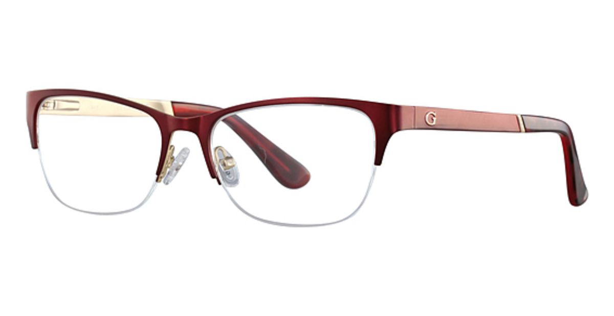 Guess GU2627 Eyeglasses Frames – 35% off Authentic Guess glasses ...