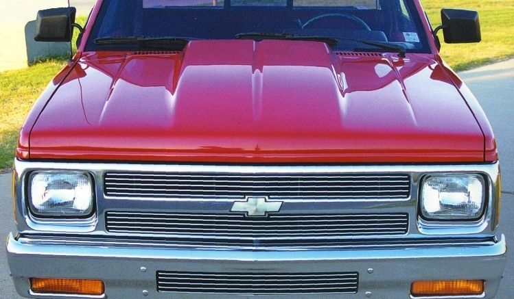 Used Cowl Hood For Chevy Truck