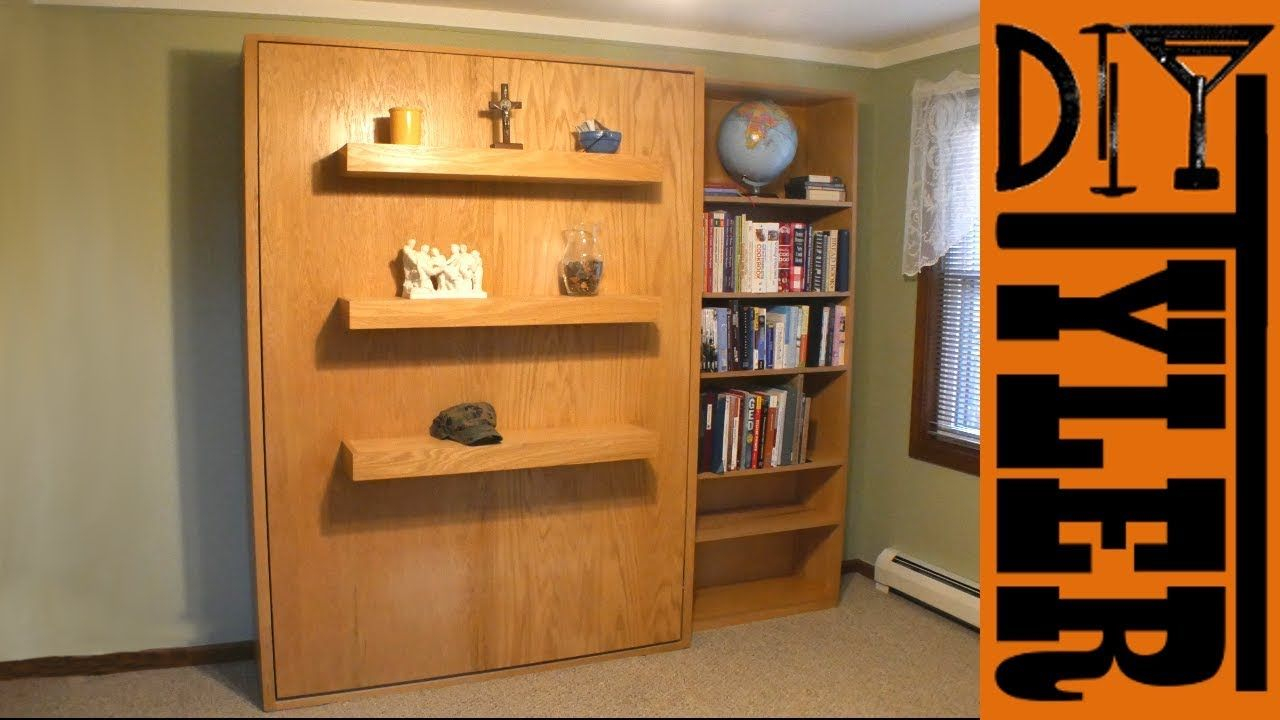 Murphy Bed With Cheap 20 Hardware Youtube Furniture