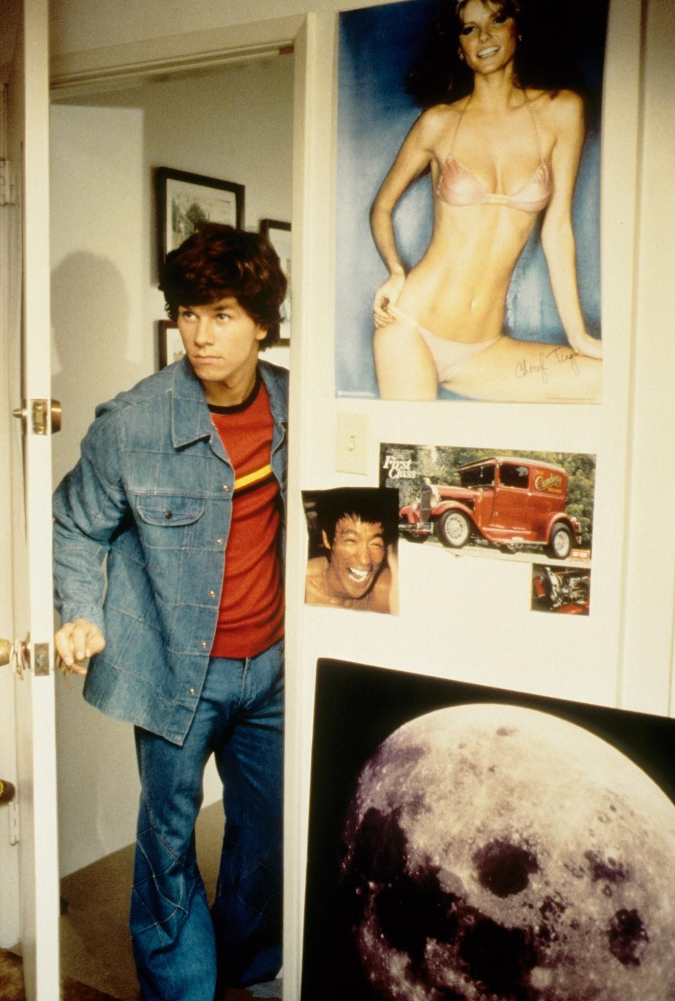 Fashion week Inspiration: Movie fashion inspired by boogie nights for lady