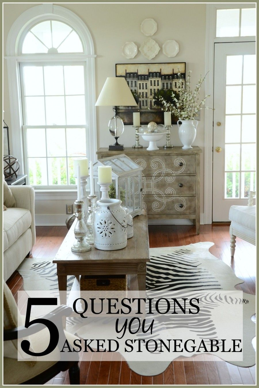 Questions you asked farmhouse style sunroom and