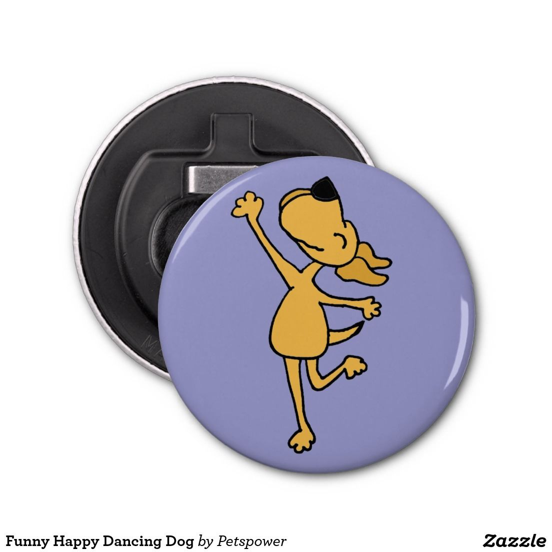 Funny Happy Dancing Dog