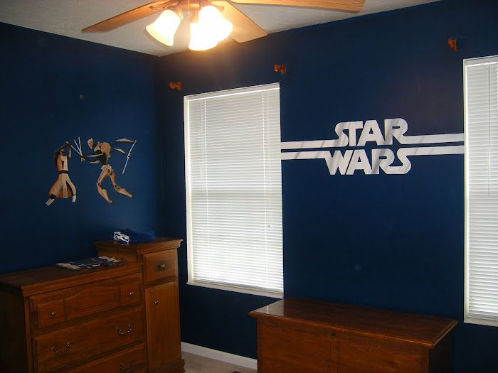 Star Wars Room Ideas - Bing Images | For the grandjoys | Pinterest ...
