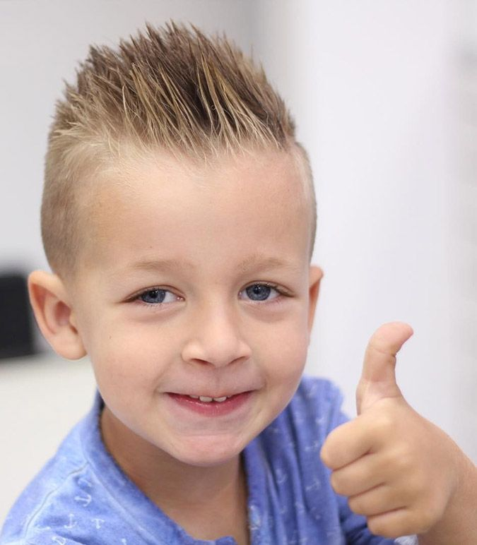60 Cute Toddler Boy Haircuts Your Kids will Love | Toddler ...