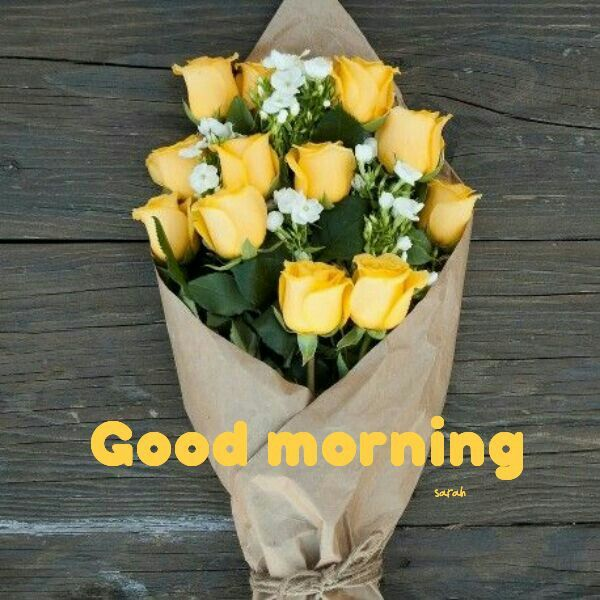 Good Morning Flower Subscription Yellow Roses Flowers Bouquet