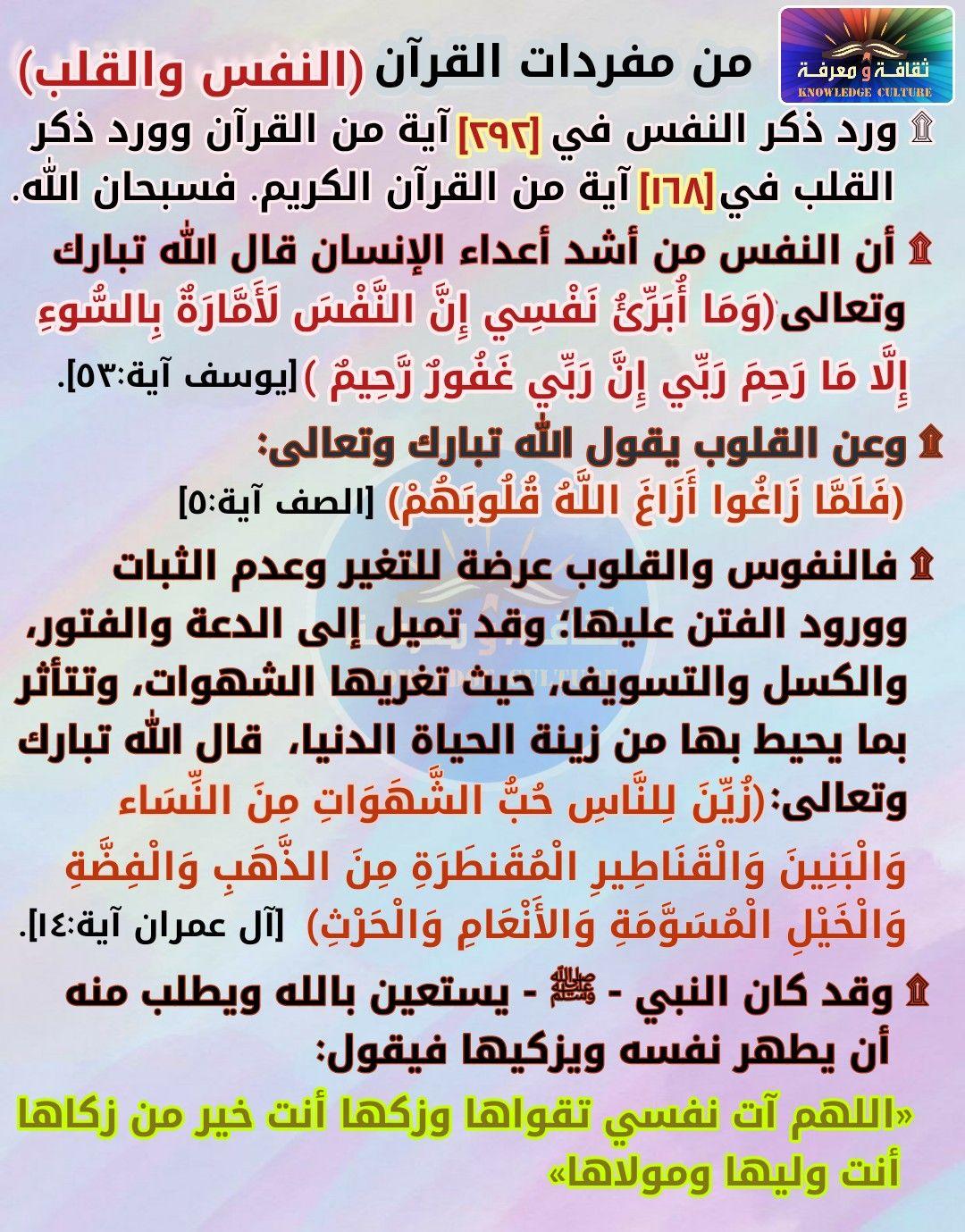 Pin By ثقافة و معرفة On تأملات قرآنية Periodic Table Event Ticket