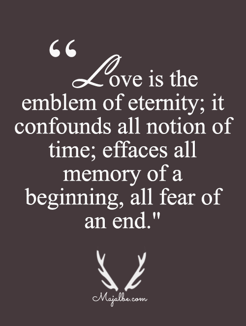 Love Is Eternity Quotes Eternity Quotes Quotes Love Life Quotes
