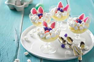 JELL-O Easter Bunny Cups recipe - Here's an adorable Easter treat ...
