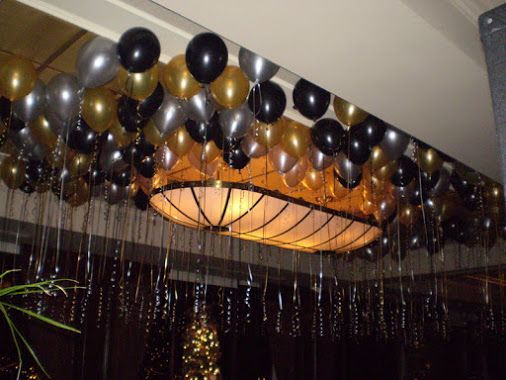 New Years Eve Balloons For Hotels And Restaurants Www