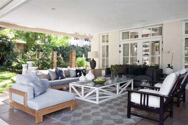 Afro Chic Patio Makeover Home Decor Outdoor Furniture Sets Interior Design