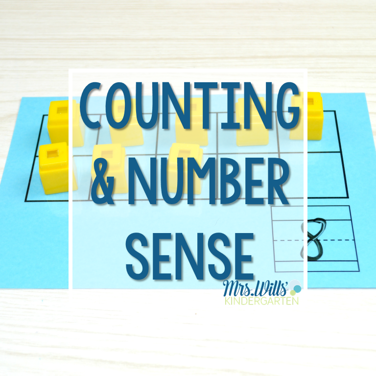 Pin by Mrs. Wills Kindergarten on COUNTING & NUMBER SENSE ...