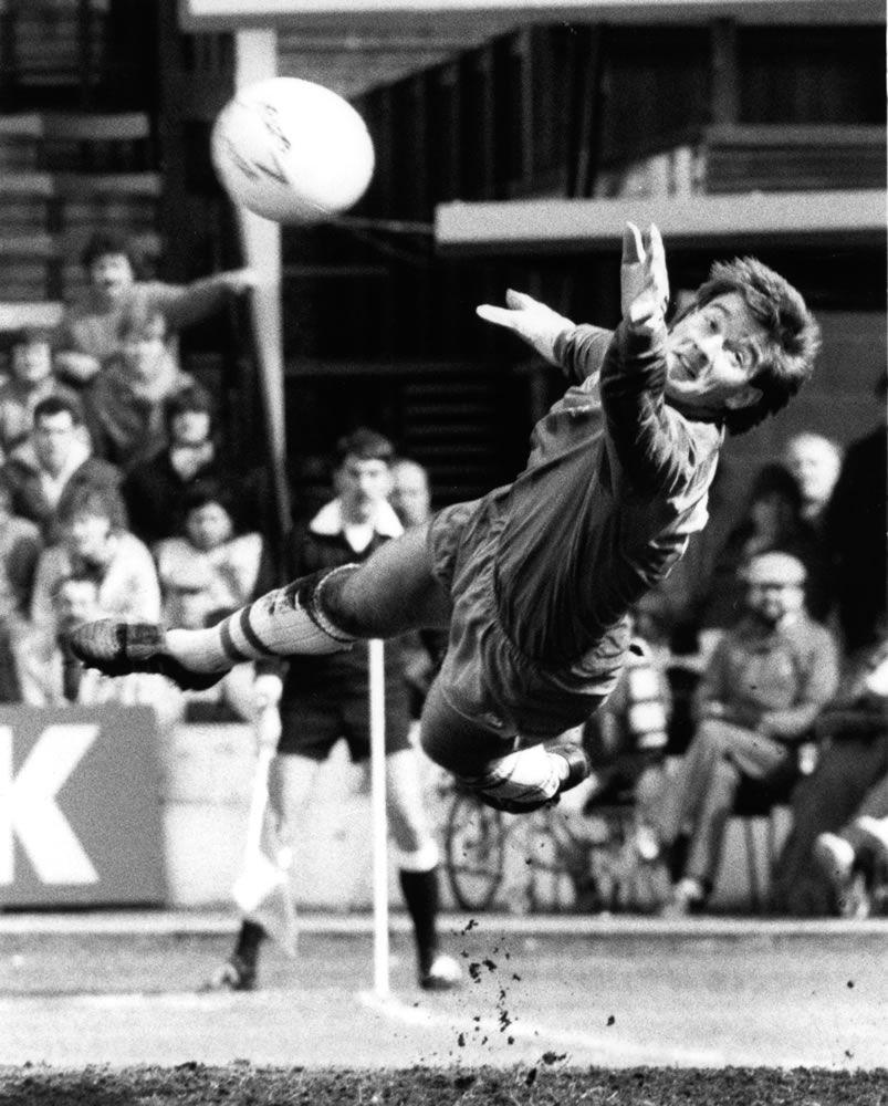 Chelsea goalkeeper Eddie Niedzwiecki in 1985. in 2020 | Concert ...