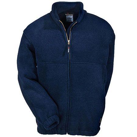 2700efadba73 Workrite 385NX80 Men s Polartec Flame-Resistant Fleece FR Jacket ...