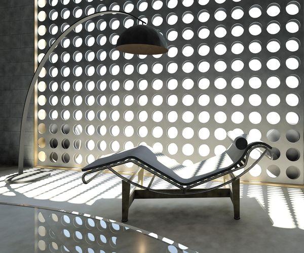 Window Screen By Jackie Tugman Via Behance Metal Room Divider Perforated Metal Window Screens