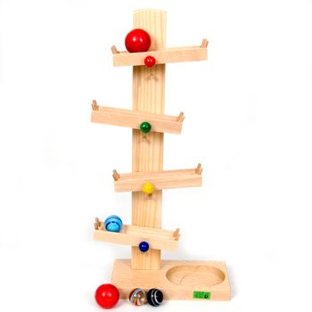 Marble Seesaw - at the Wooden Wagon