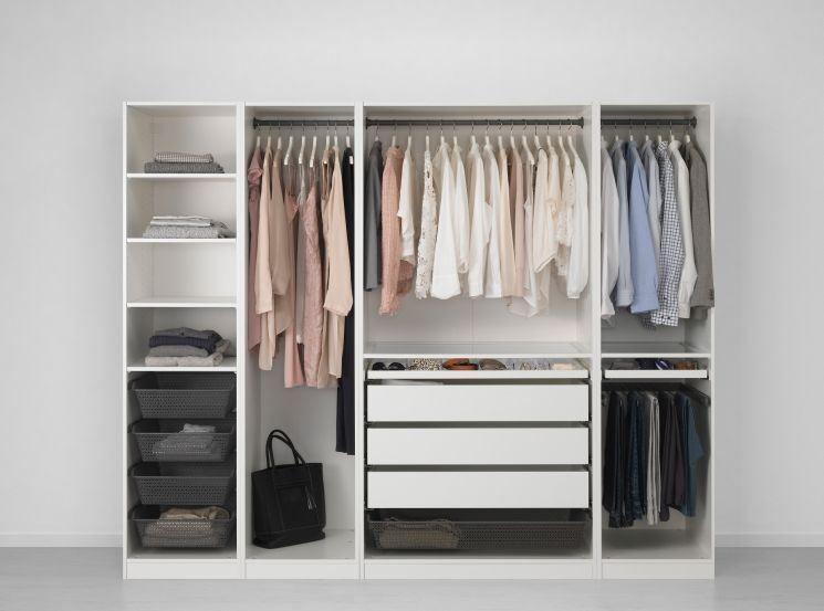 Ikea cabina armadio casa pinterest for Ikea cabine armadio componibili