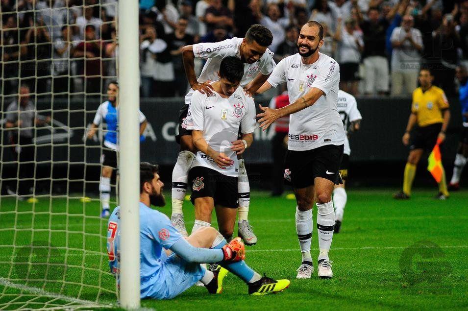 Campeonato Brasileiro 2018 Corinthians X Vasco Campeonato Brasileiro Corinthians X Vasco Corinthias