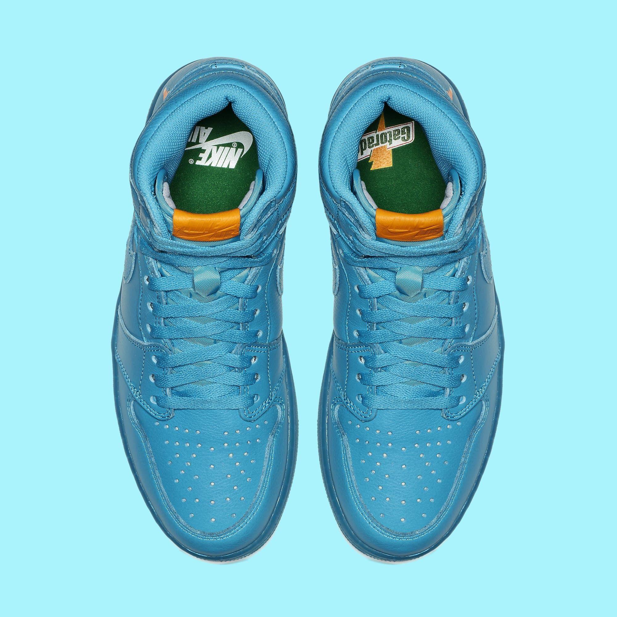 gatorade jordan 1 shoes