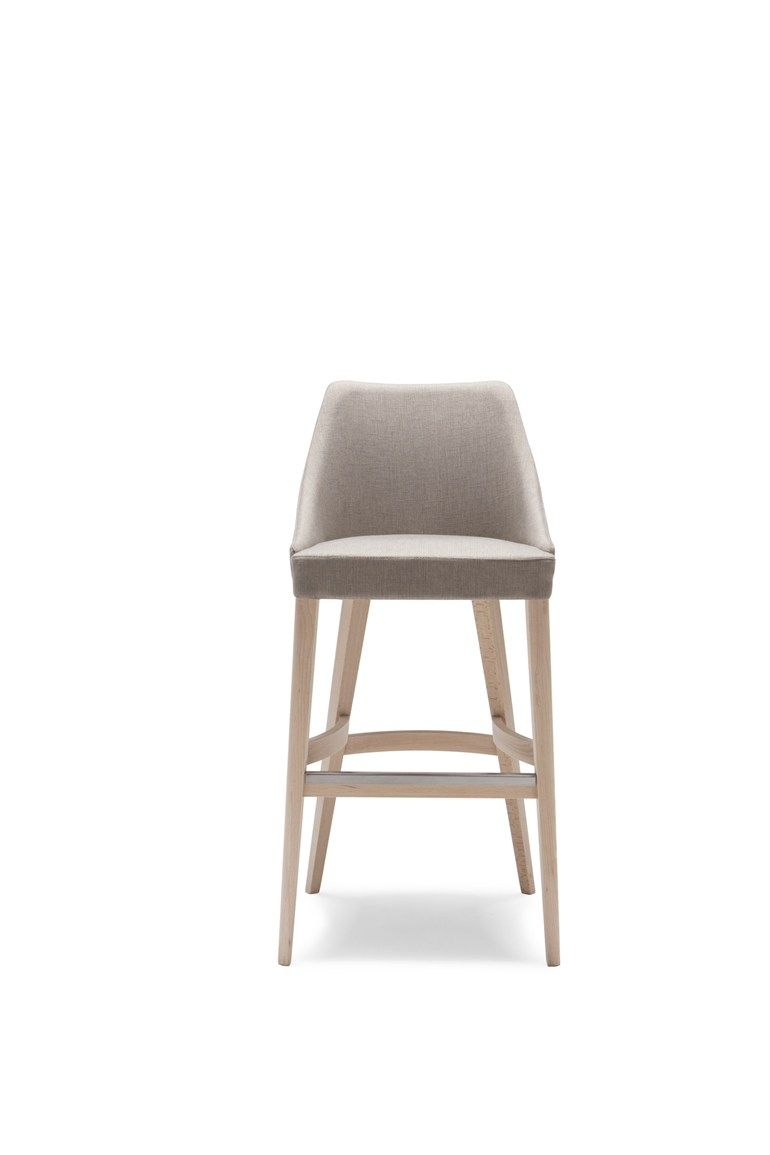 Edgar 269 Fabric Counter Stool With Footrest By Origins 1971 Bar