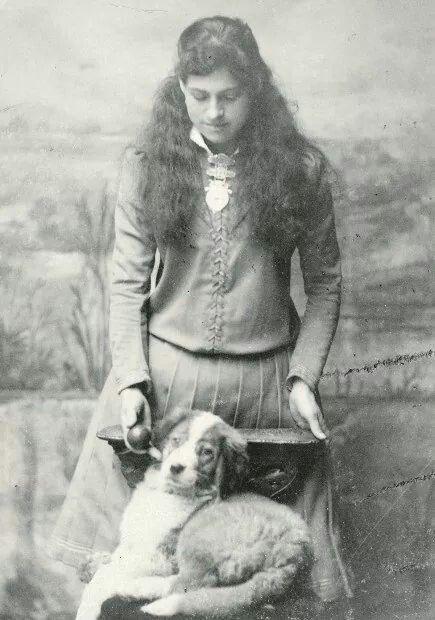 Lillian Cody S Dogs