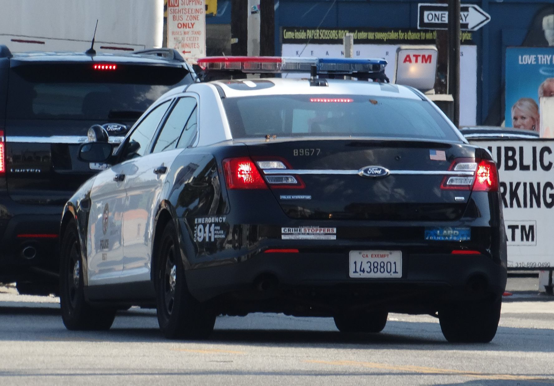 Error 403 Forbidden Police Cars Ford Police Los Angeles