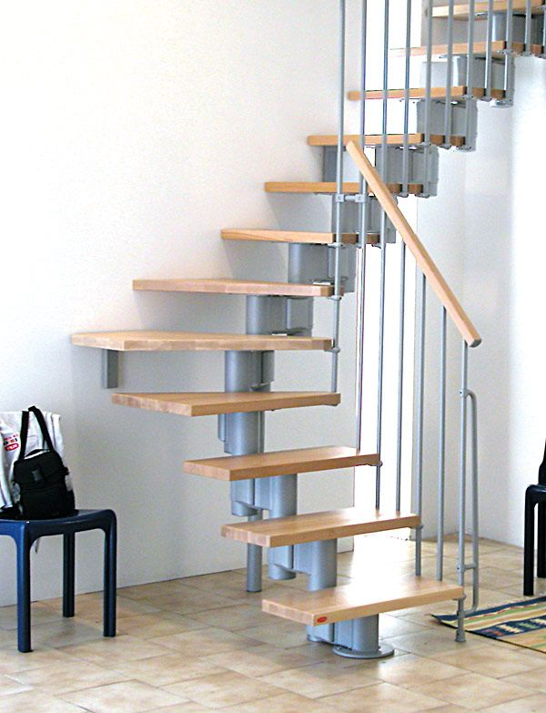 Best Stairkit Com Loft Staircase Modular Staircase Stair Kits 640 x 480
