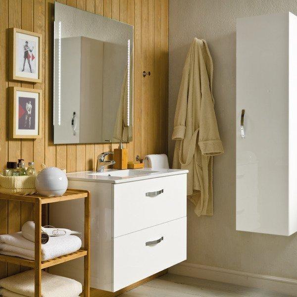 8 claves para la decoración de baños pequeños - Contenido seleccionado con la ayuda de http://r4s.to/r4s