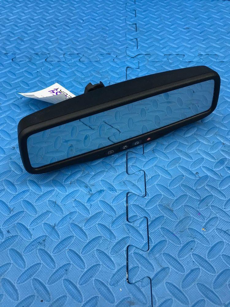 Gm Gentex Part Backup Onstar Auto Dim Dimming Rearview Rear View Mirror 25794381 Gm Car Parts Car Parts