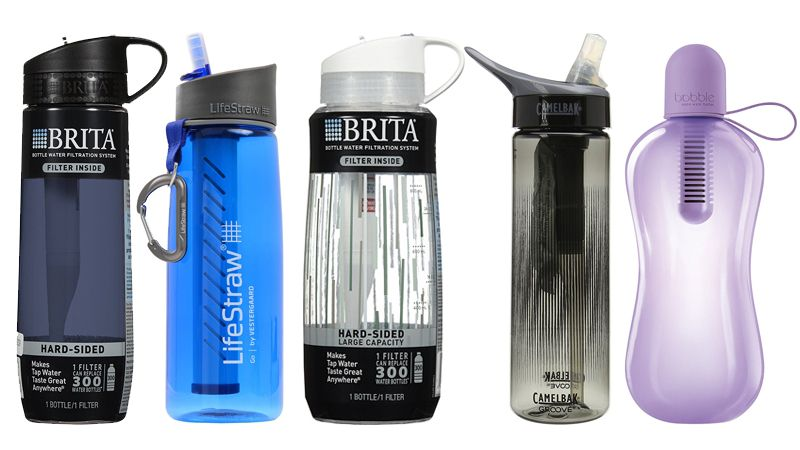 Best Filtered Water Bottle Review Filtered water bottle Water