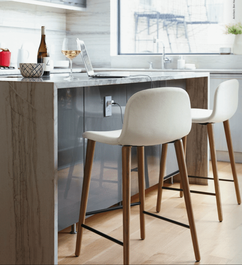 Bacco High Stool | Cocinas