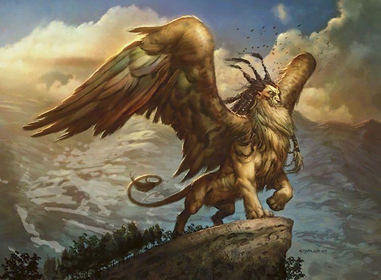 смотреть фото мистических животных из библии чудесный способ сохранить