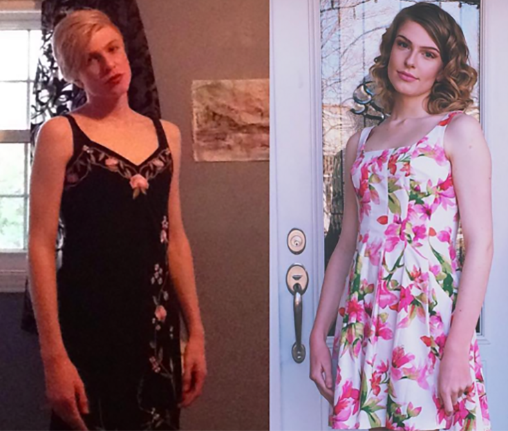 Transgender-Menschen teilen Fotos ihrer ...