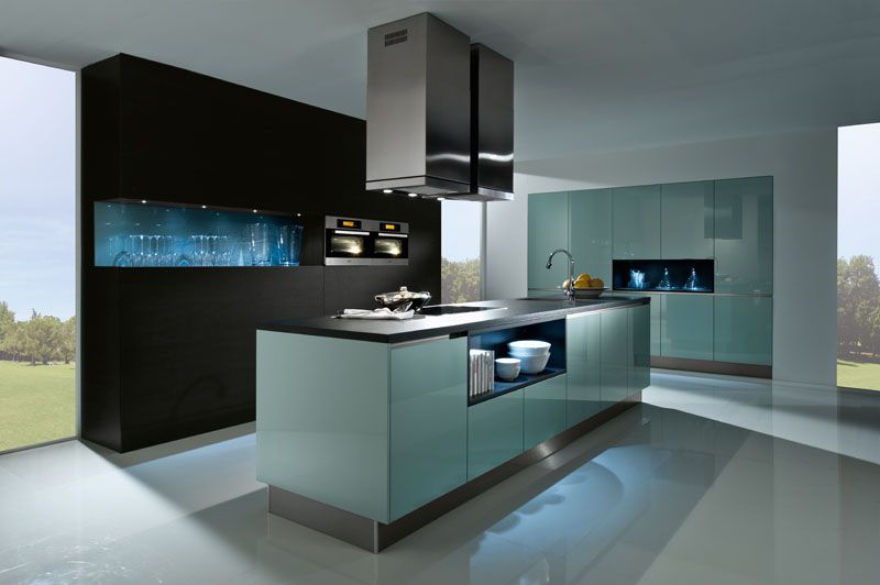 Häcker Küche 3020 ozeanblau häcker küchen home stuff kitchen