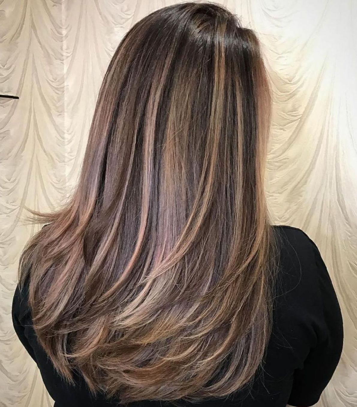 Layered Haircut For Long Thick Hair Thick Hair Styles Haircuts For Long Hair Haircut For Thick Hair