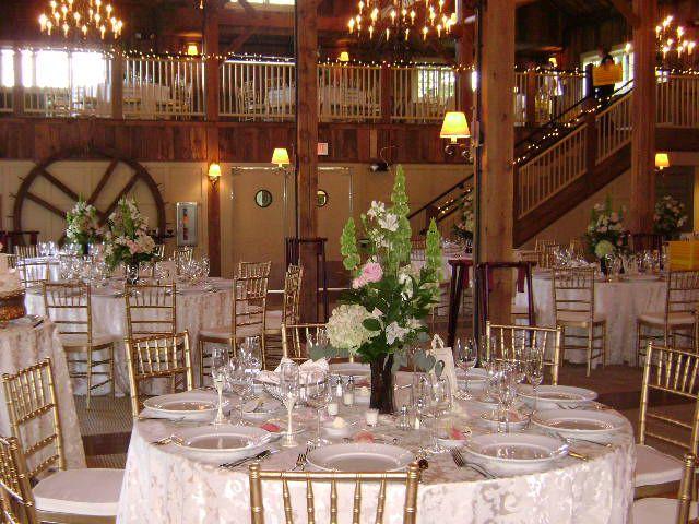 Wedding Reception At Gibbet Hill Groton Ma Martha M