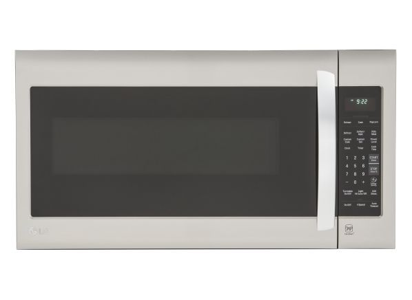 Lg Lmv2031st Microwave Oven Consumer Reports Microwave Over