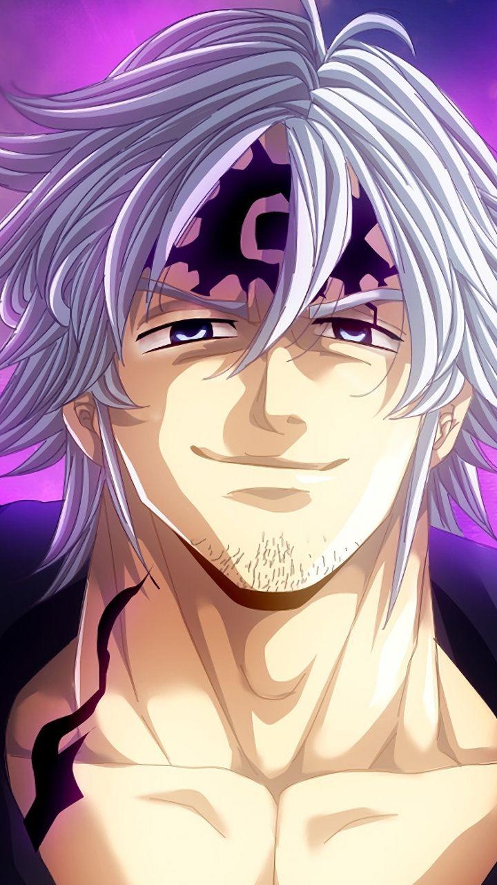 Anime boy, The seven Deadly Sins, Estarossa, 720x1280