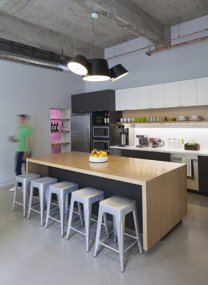 Designing for Employee Interaction | Office interior ...