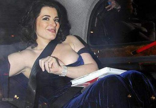 Sexy photos of nigella lawson