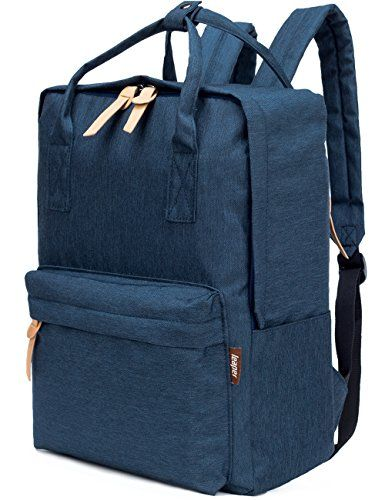 Leaper Extra Lightweight Casual School Backpack Cool Travel Daypack Laptop  Bag Dark Blue     This is an Amazon Affiliate link. e5c2e297b0