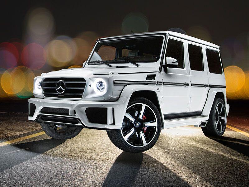 Mercedes Benz G Zuslechteny Ares Design Fotka 3