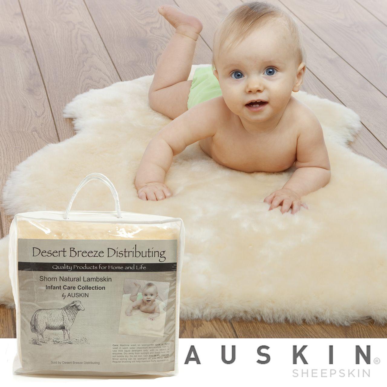 Lambskin Rug Auskin Care Natural Soothing Merino Sheepskin Baby Care Baby Rugs Lambskin