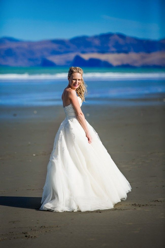 Halo Bridal H7905 Size 6 Second Hand Wedding Dress Still White New Zealand Dugun