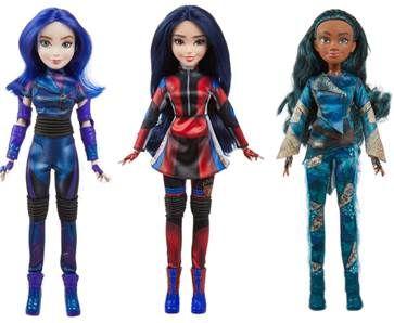 Disney Descendants 3 Doll Collection from Hasbro #descendants3