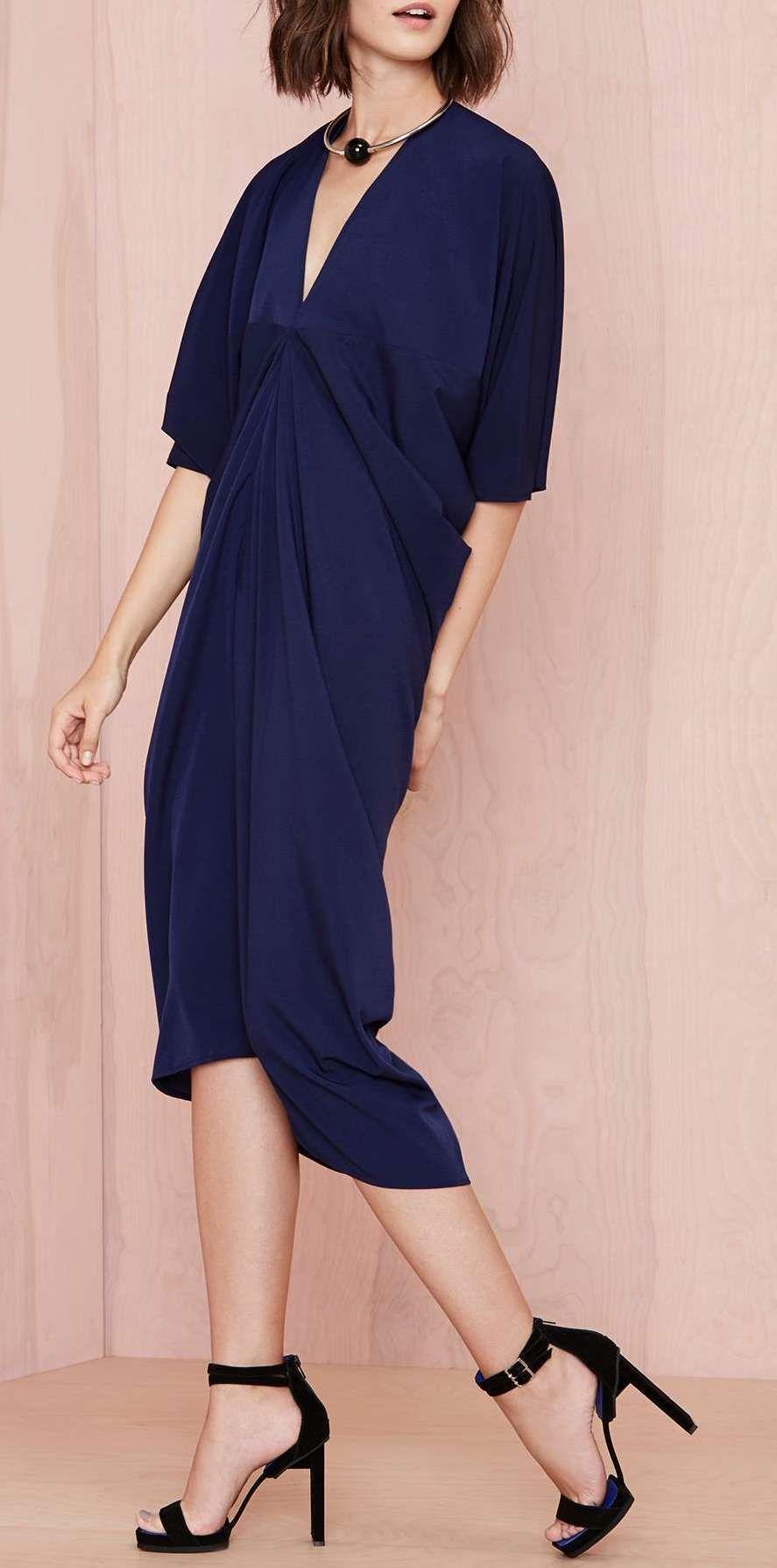 Metamorphose Dress - Navy | mimimi | Pinterest | Venta ropa, Alta ...